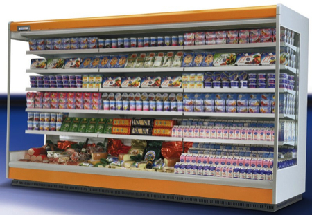 Prodotti interfrigo impianti frigoriferi banchi for Frigoriferi profondita